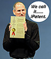 Stevejobswithpatent